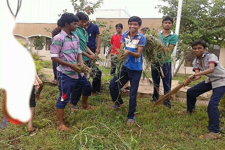 Jawahar Navodaya Vidyalaya-Swachch School