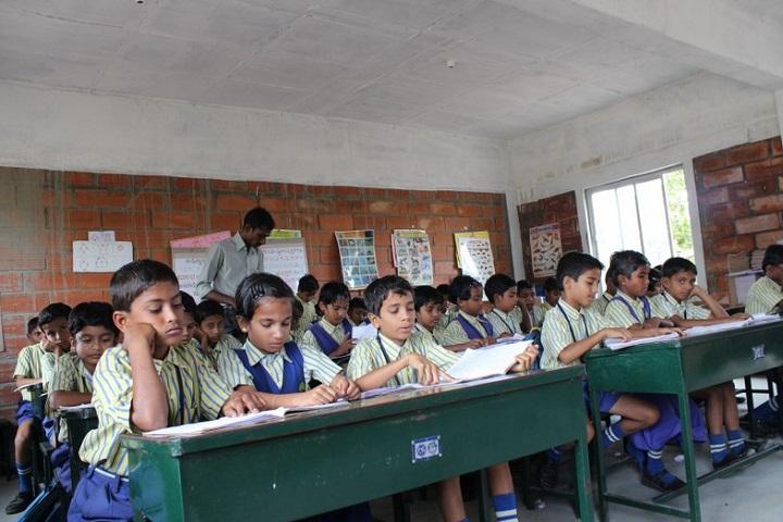 Jet Rural Education Centre-Classroom