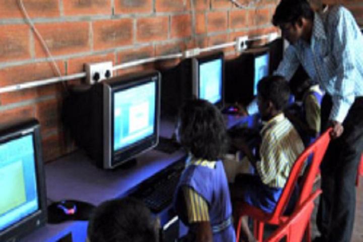 Jet Rural Education Centre-Computer Lab