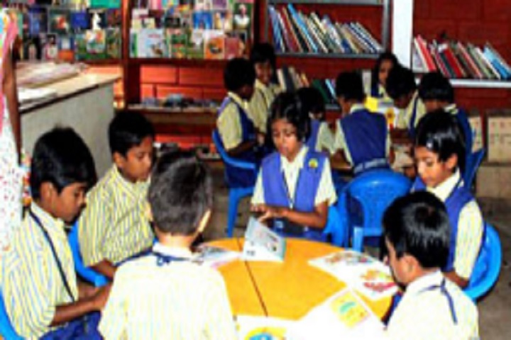 Jet Rural Education Centre-Library