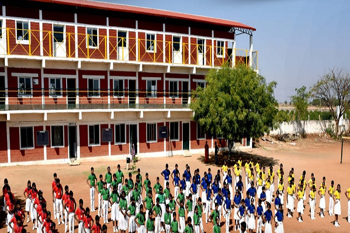 Jet Rural Education Centre-Playground