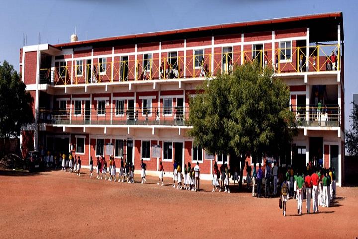 Jet Rural Education Centre-School Building