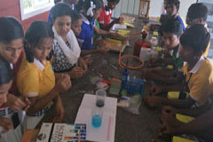 Jet Rural Education Centre-Science Lab