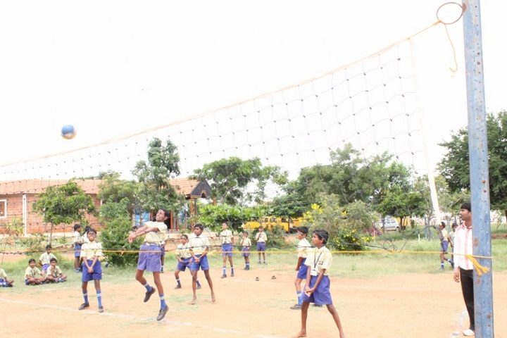 Jet Rural Education Centre-Sports