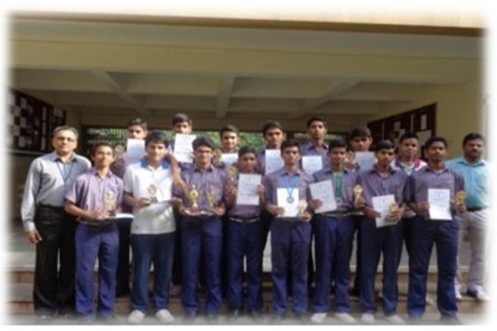 Jindal Vidya Mandir-Achievements