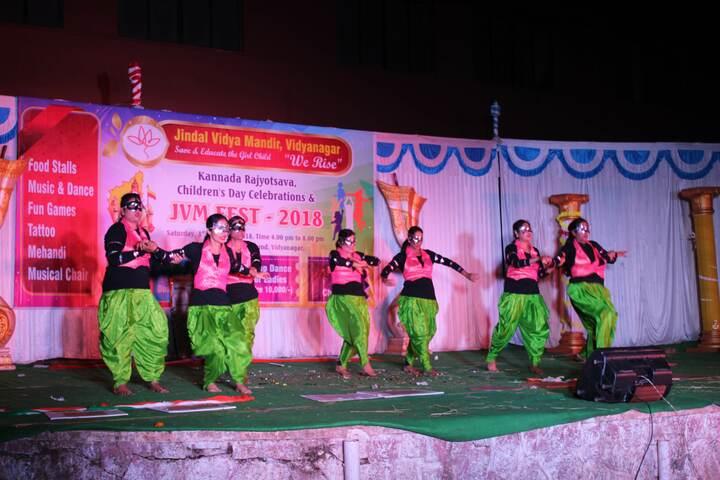 Jindal Vidya Mandir-Cultural Event