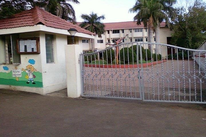 Jindal Vidya Mandir-Entrance