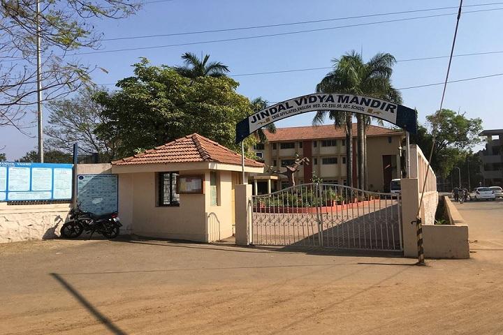 Jindal Vidya Mandir-School View