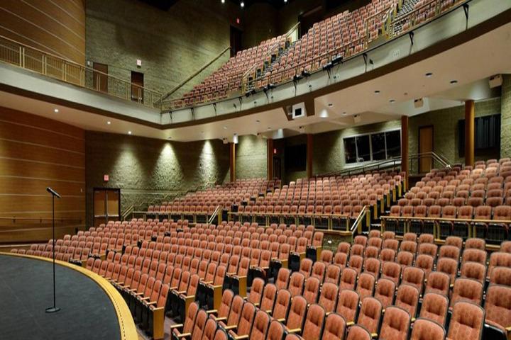 Jnana Sweekar Public School-Auditorium