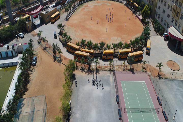 Jnana Sweekar Public School-Campus