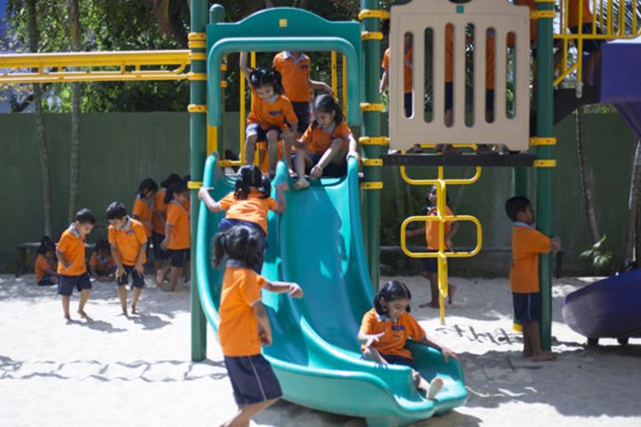 Jnana Sweekar Public School-Play Area