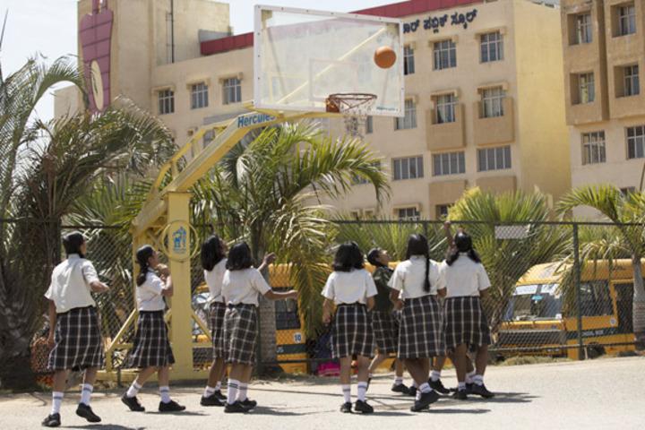 Jnana Sweekar Public School-Sports