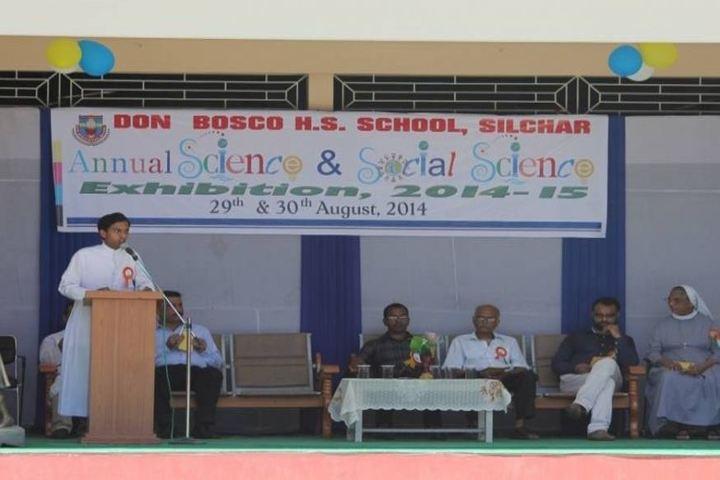 Don Bosco School-Annual Exhibition