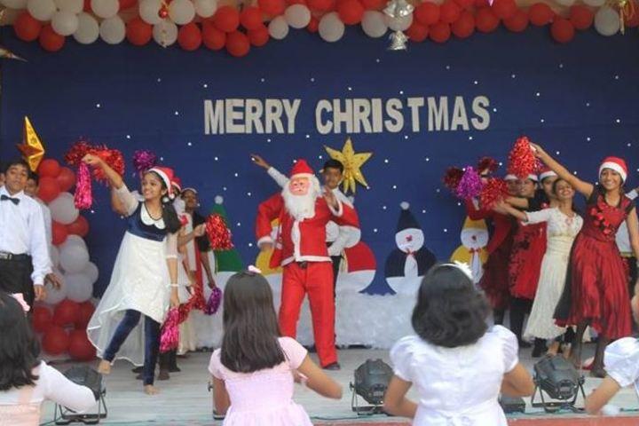 Don Bosco School-Christmas