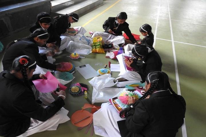 Jnanasagara Central School-Art