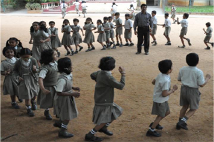 Jyothy Kendriya Vidyalaya-Games