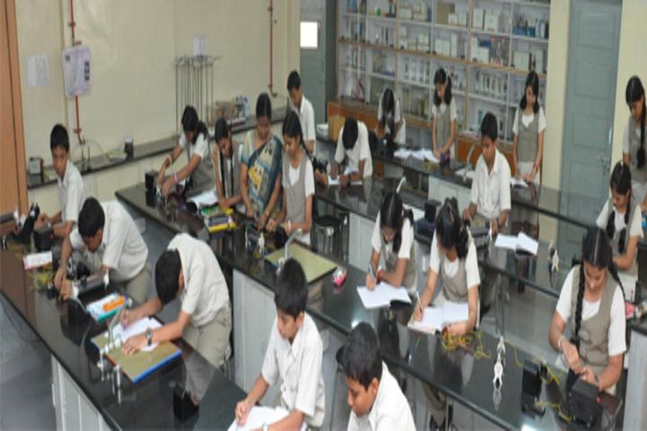 Jyothy Kendriya Vidyalaya-Physics Lab