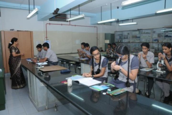 Jyothy Kendriya Vidyalaya-Science Lab