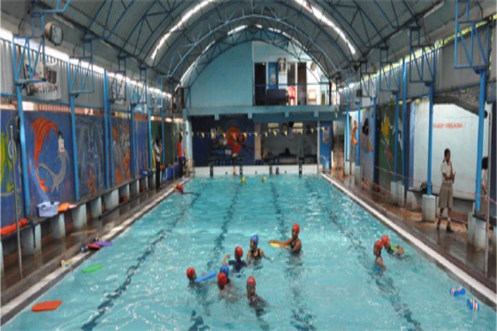 Jyothy Kendriya Vidyalaya-Swimming Pool