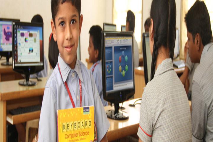 K L E SocietyS MR Sakhare English Medium Shcool-Computer Lab