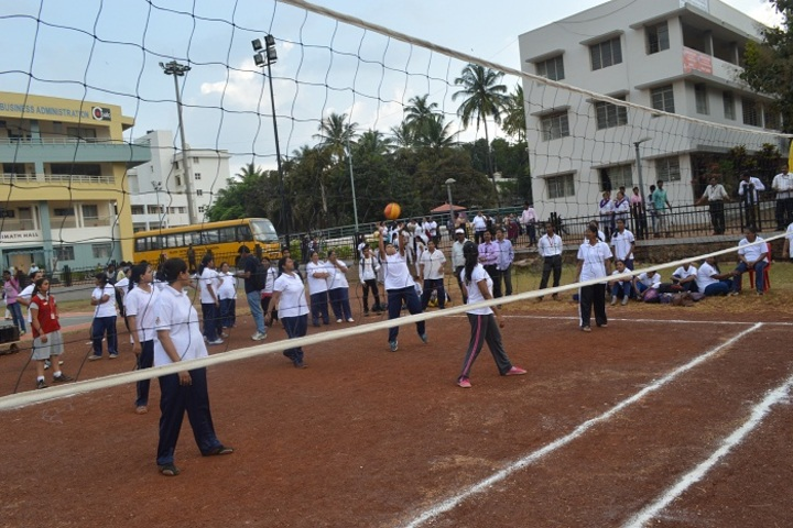 K L E SocietyS MR Sakhare English Medium Shcool-Sports