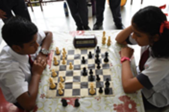 Don bosco school - chess