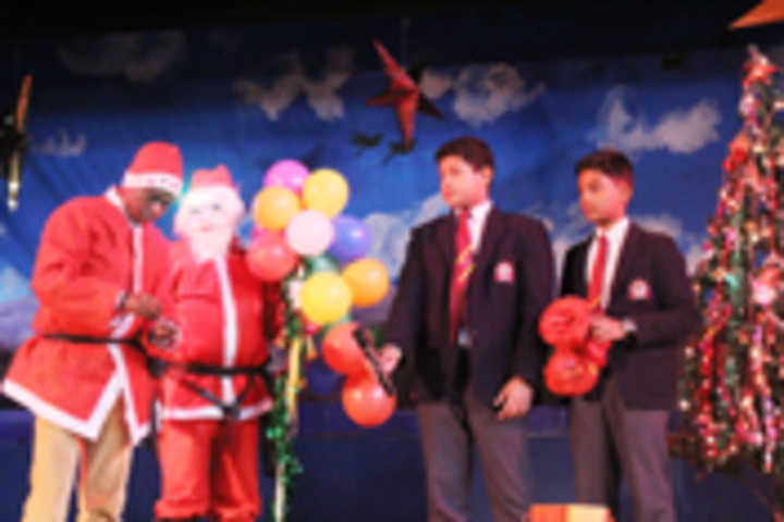 Don bosco school - christmas day