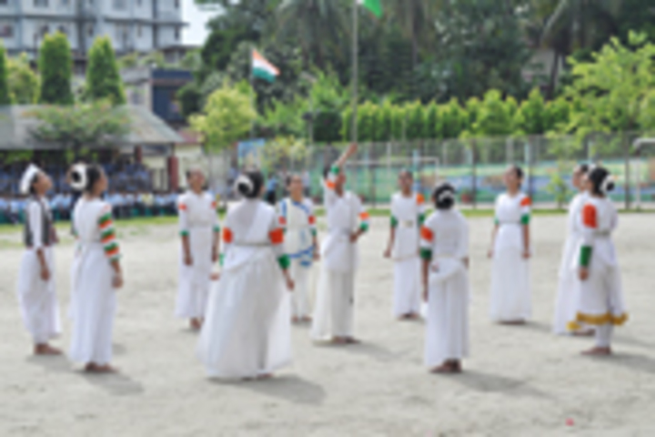 Don bosco school - independence day