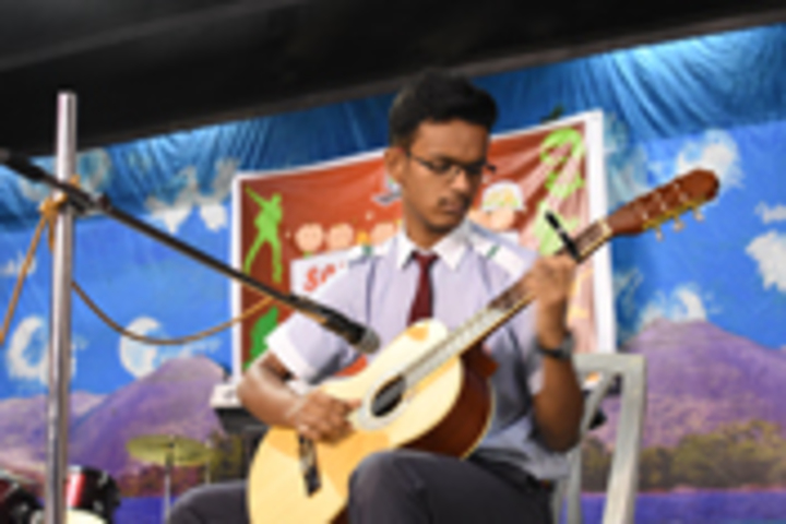Don bosco school - music