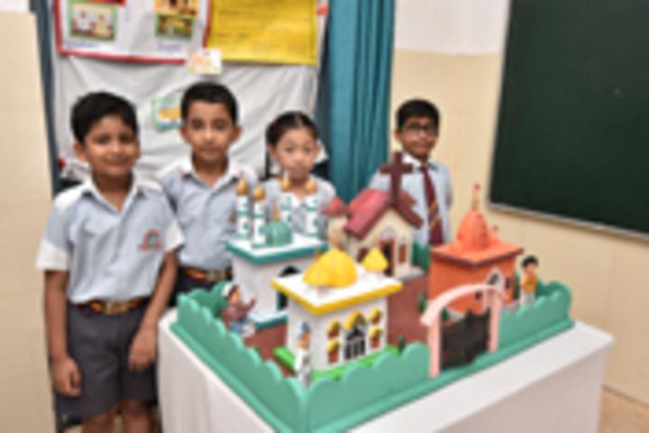 Don bosco school - school exhibition