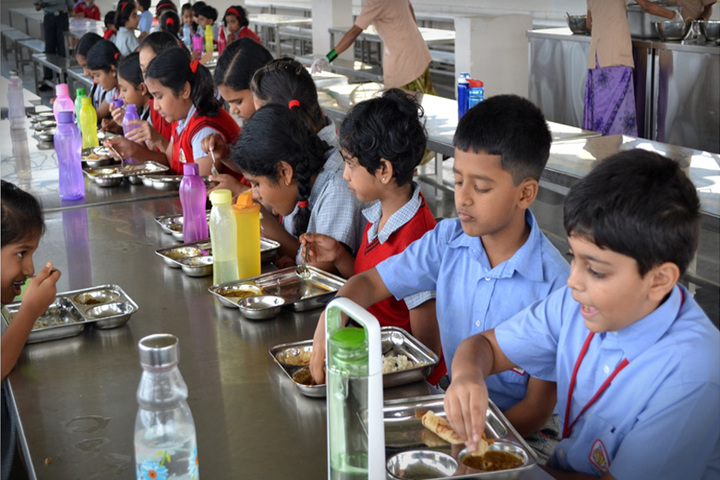 K L E  International School-Canteen