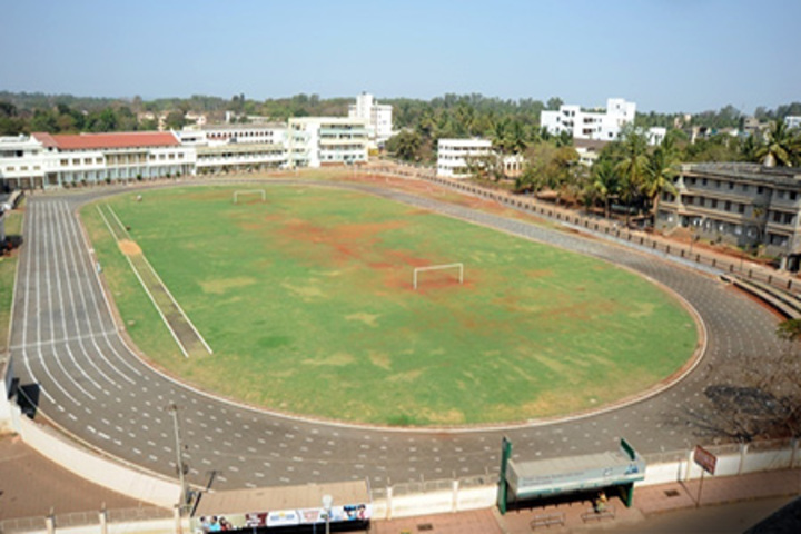 K L E  International School-Sports Ground