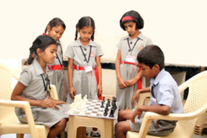 K L E Mahadevappanna Munavalli School- Indoor Games