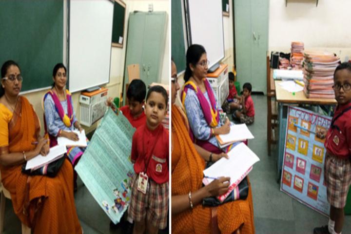 K L E Mahadevappanna Munavalli School- Story Telling