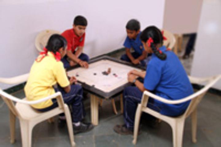K L E Society- Indoor Games