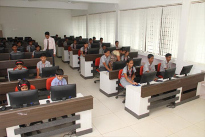 K L E Society School- Computer lab