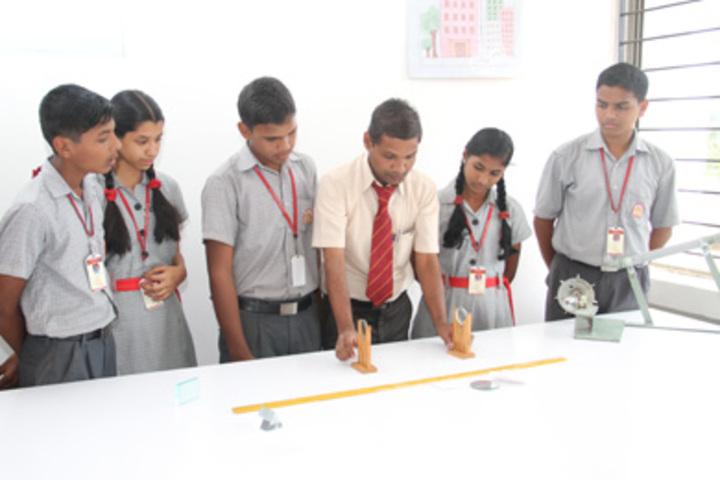 K L E Society School- Physics lab