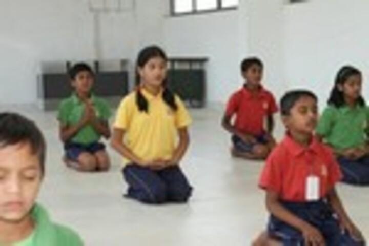 K L E Society School- Yoga