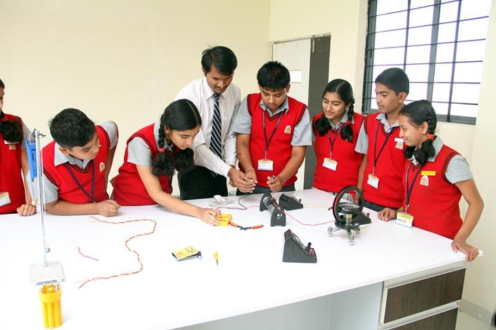 K L E Societys School-Physics Lab