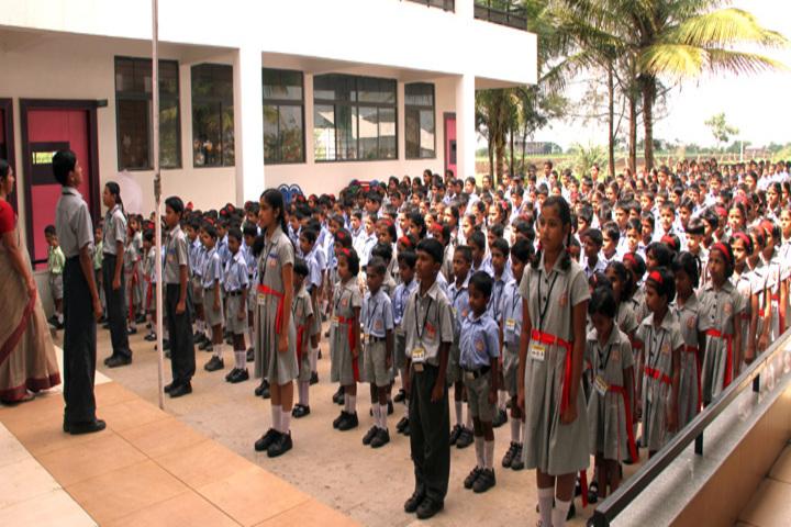 K L E Society s School- Assembly