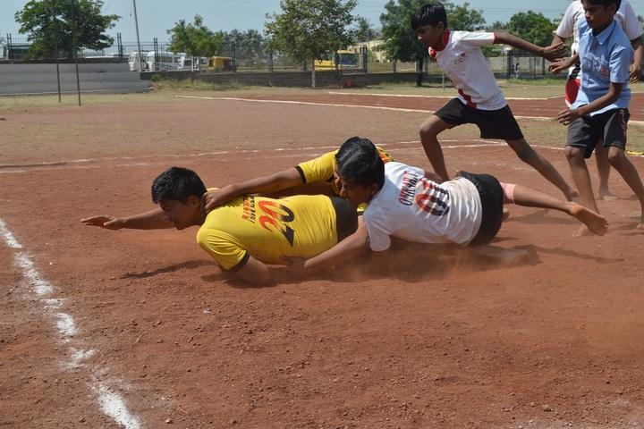 K L E Society s School- Sports