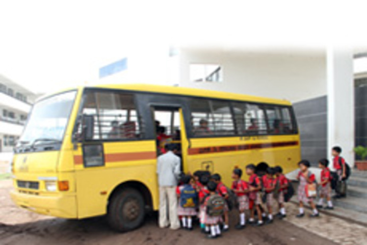 K L E Society s School- transport