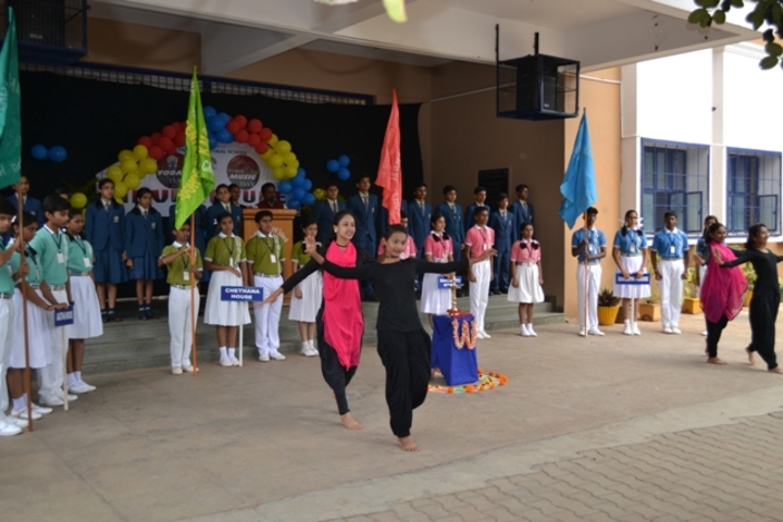 Kalpatru Central School- Dance