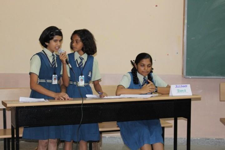 Kalpatru Central School- Debate Competition