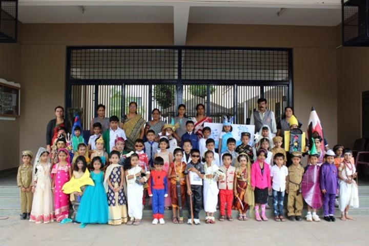 Kalpatru Central School- Fancy dress
