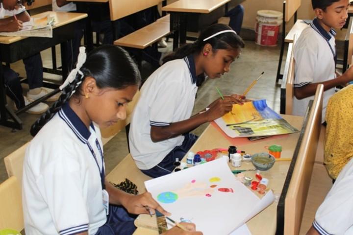 Kalpatru Central School- Painting