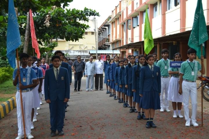 Kalpatru Central School- Republic Day