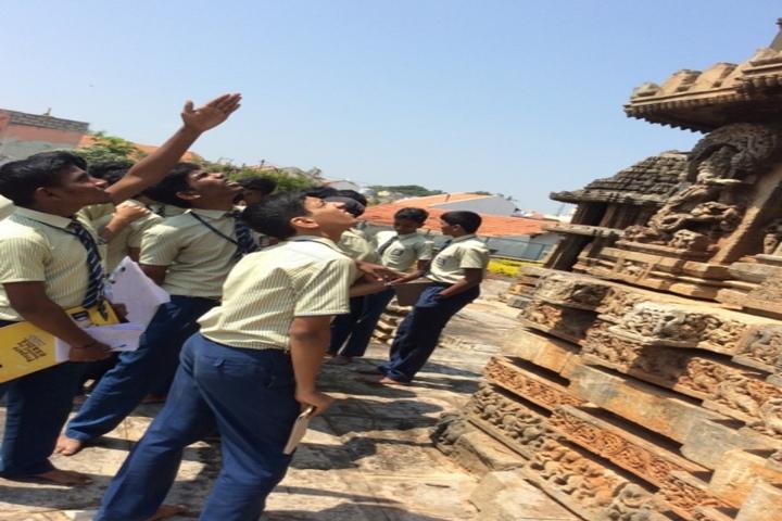Kalpatru Central School- Tour