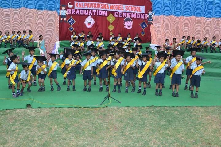 Kalpavruksha Model School-Graduation