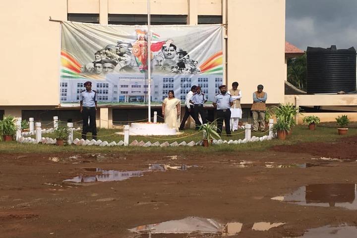 Kalpavruksha Model School-Independence Day